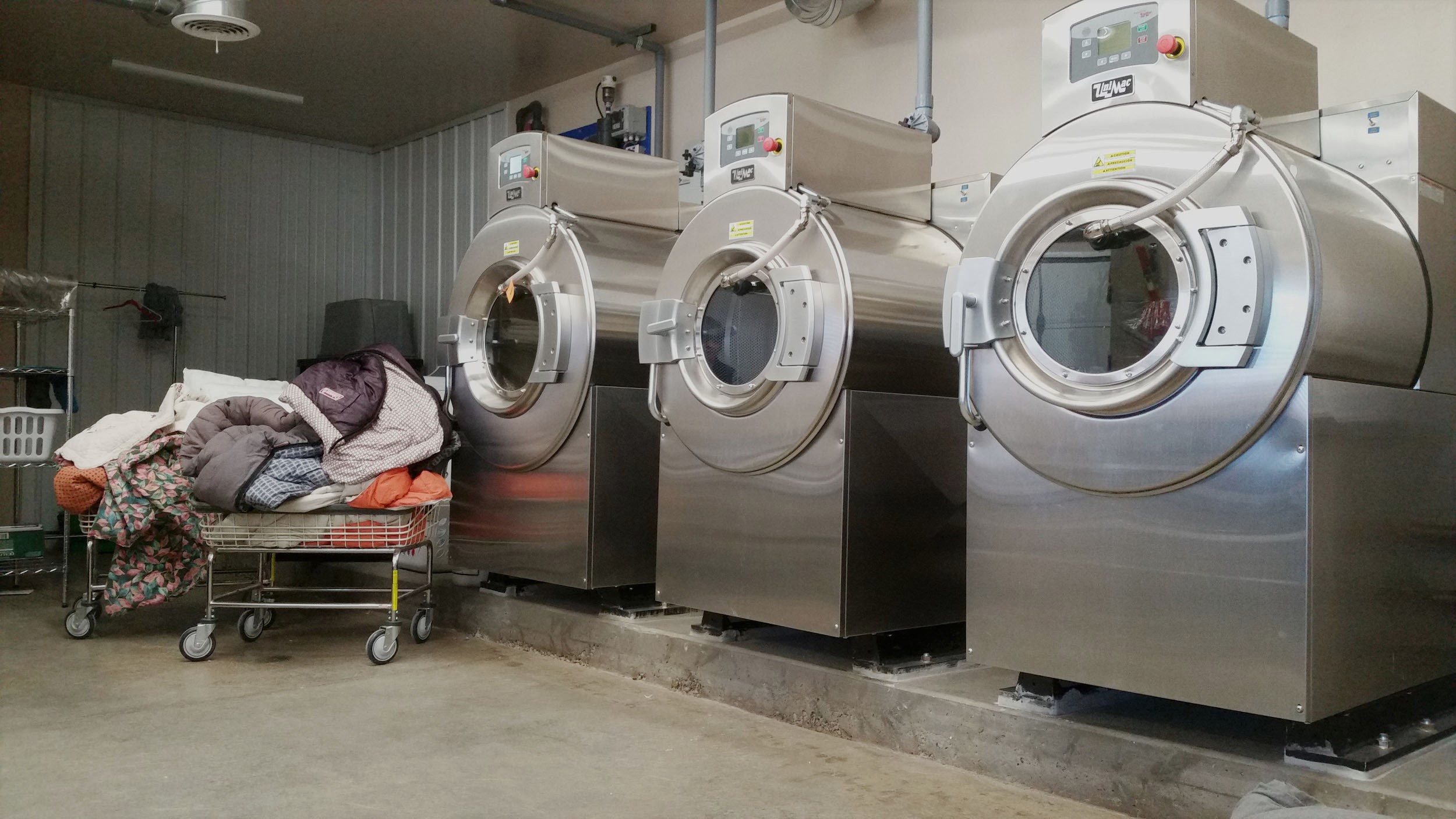 Moab Wash And Fold Commercial And Individual Laundry Service